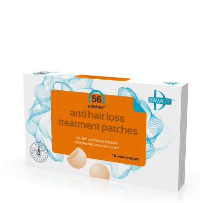 Anti hair loss patches